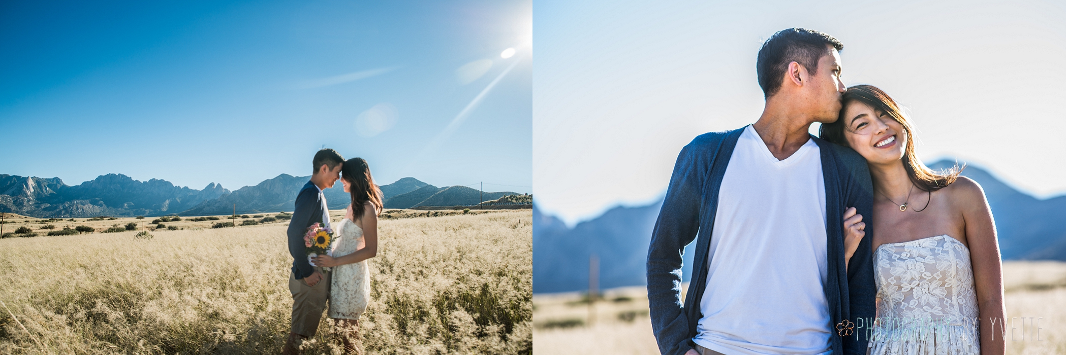 Las Cruces and El Paso Engagement Photographer